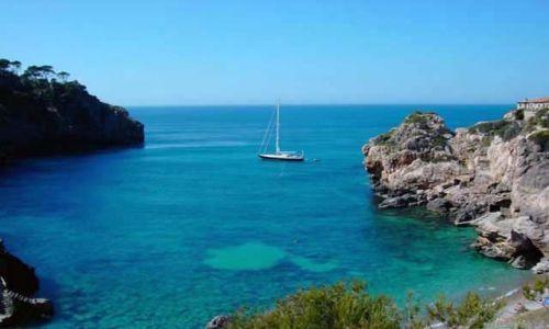 HISZPANIA / Baleary / Baleary / Jachtem po Balearach