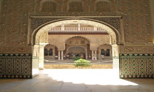 Zdjecie HISZPANIA / Andaluzja / Granada / Alhambra / Alhambra