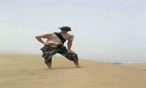 Zdjecie HISZPANIA / Wyspy Kanaryjskie / Gran Canaria / MASPALOMAS - Desert Storm