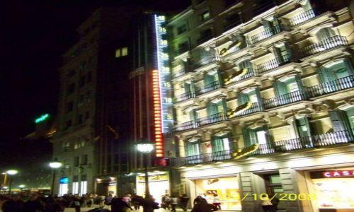Zdjecie HISZPANIA / brak / Barcelona / Uliczny termome