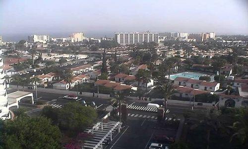 Zdjecie HISZPANIA / Wyspy Kanaryjskie / Gran Canaria / Wideok z 10p na Playa del Ingles