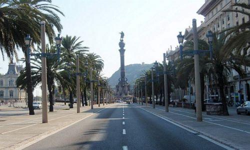 Zdjecie HISZPANIA / brak / Barcelona / Pomnik Kolumba