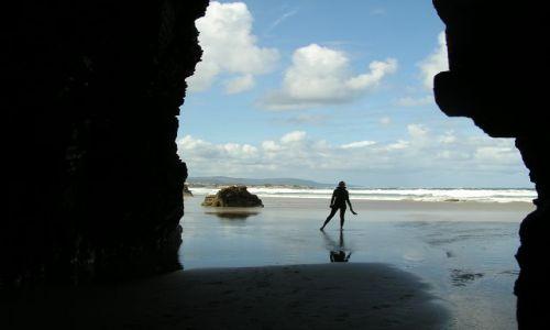 Zdjecie HISZPANIA / Galicja / playa de las cathedrais / Playa de las Cathedaris 2
