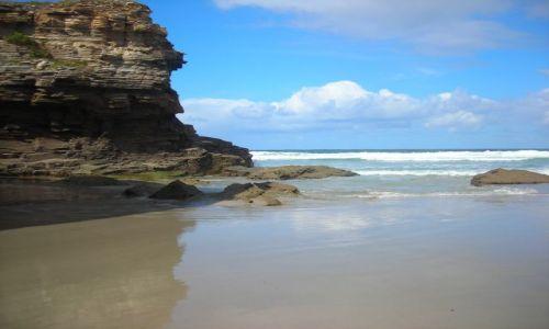 Zdjecie HISZPANIA / Galicja / playa de las cathedrais / Playa de las Ca