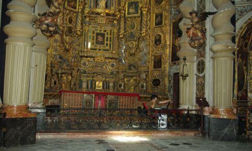 Zdjecie HISZPANIA / Andaluzja / Sevilla / jedyny wierny