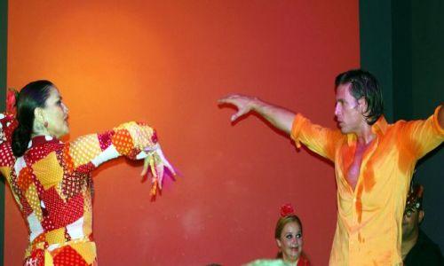 Zdjecie HISZPANIA / Andaluzja / Sevilla / flamenco komercyjne