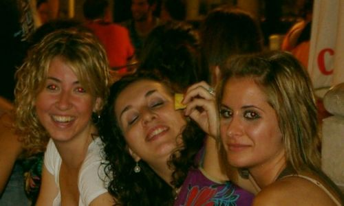 Zdj�cie HISZPANIA / Andaluzja / Sevilla / diabelskie hiszpanki