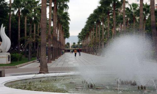 Zdjęcie HISZPANIA / Andaluzja / Almeria / deptak w Almeria