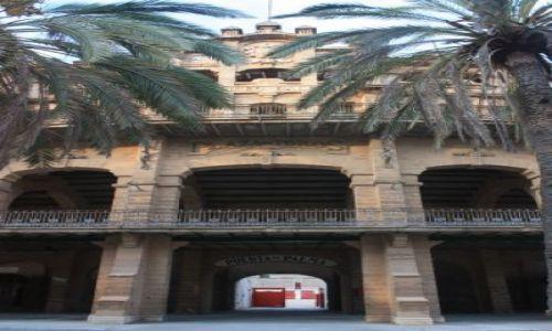 Zdjęcie HISZPANIA / Baleary / Mallorca / Plaza de toros w Palma de Mallorca