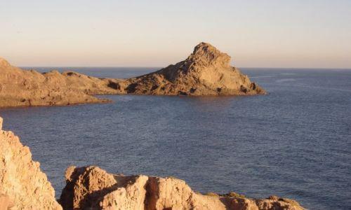 Zdjęcie HISZPANIA / Andaluzja / Cabo de Gata / zatoczka