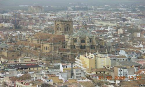 Zdjecie HISZPANIA / Granada / Alhambra / Alhambra