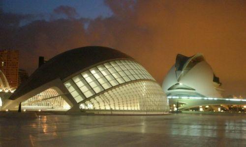 Zdjęcie HISZPANIA / walencja / Walencja / Hemispheric Valencia
