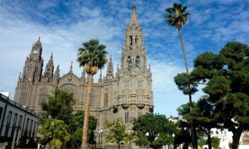 Zdjecie HISZPANIA / Gran Canaria / Arucas / Kościół S.Juan Bautista