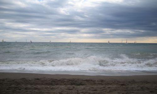 Zdjecie HISZPANIA / brak / Malaga / Malaga i morze