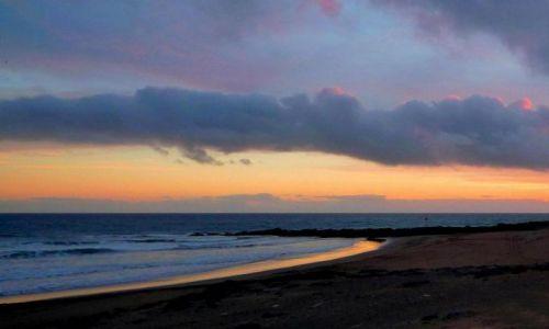 Zdjecie HISZPANIA / Gran Canaria / San Augustin / Póżnym wieczorem w San Augustin