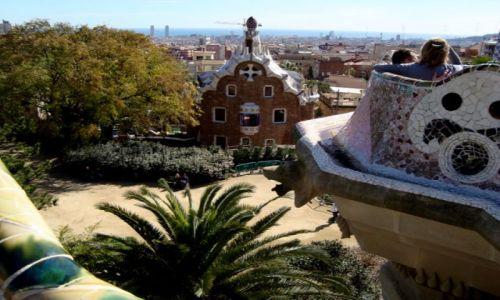 Zdjecie HISZPANIA / Katalonia / Barcelona / wiosna w Barcelonie