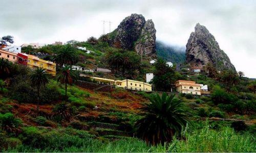 Zdjęcie HISZPANIA / Wyspy Kanaryjskie / Gomera / Gomera