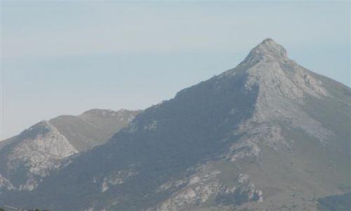 Zdjecie HISZPANIA / Kraj Basków / niedaleko Beasain / mały Matterhorn, czyli Txindoki