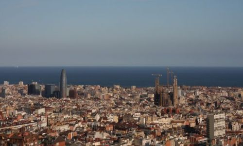Zdjęcie HISZPANIA / Cataluna / Barcelona / Barcelona