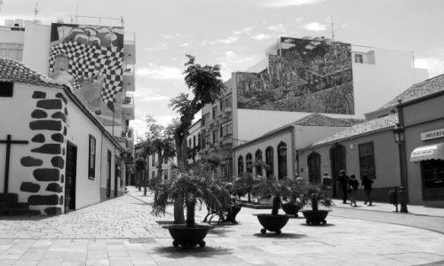 HISZPANIA / La Palma / El Paso / Placyk w El Paso