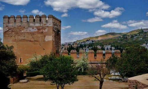 Zdjęcie HISZPANIA / Andaluzja - Granada / Alhambra / Alhambra