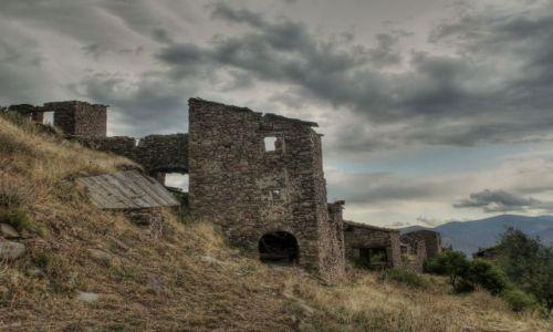Zdjecie HISZPANIA / Katalonia / Pireneje / Opuszczona pasterska wioska
