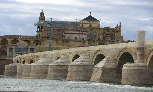 HISZPANIA / Andaluzja / Kordoba / Most Rzymski