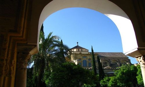 Zdjecie HISZPANIA / Andaluzja / Kordoba / Mezquita Patio de los Naranjes