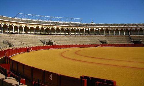 HISZPANIA / Andaluzja / Sewilla / Plaza de Toros
