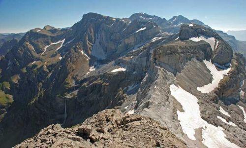 Zdjecie HISZPANIA / Pireneje / El Casco / Najwyższy wapie