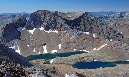 Zdjecie HISZPANIA / Pireneje / Picos del Infierno / Picos de Garmo Negro