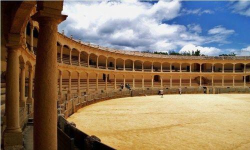 Zdjecie HISZPANIA / Andaluzja / Ronda / Arena