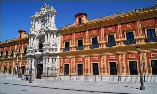 Zdjecie HISZPANIA / Andaluzja / Sewilla / Palacio de San Telma