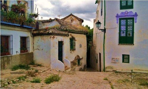 Zdjecie HISZPANIA / Andaluzja / Granada / Zaułki Granady
