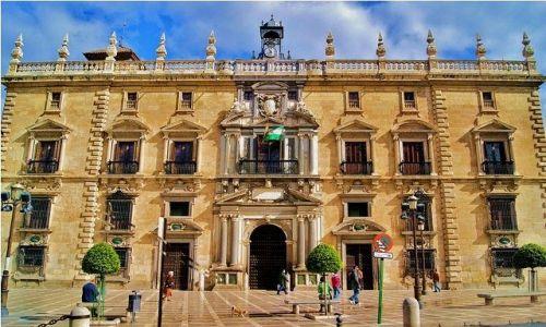 Zdjęcie HISZPANIA / Andaluzja / Granada / Zabytkowy Ratusz
