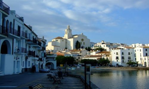 Zdjecie HISZPANIA / Katalonia / Cadaques / Uliczkę znam w Cadaques