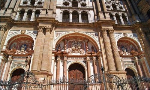 Zdjecie HISZPANIA / Andaluzja / Malaga / Katedra w Maladze