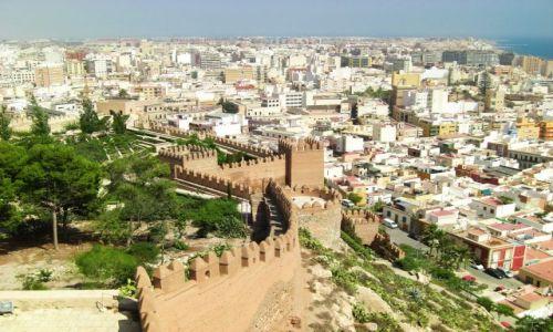 Zdjęcie HISZPANIA / Andaluzja / Almeria / La Alcazaba