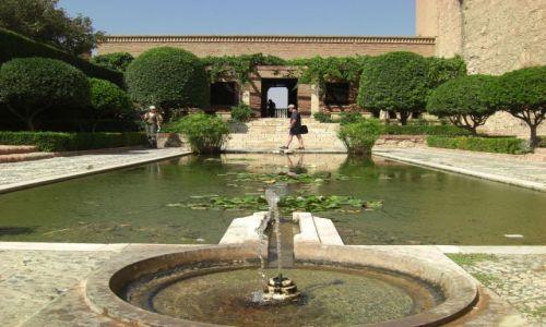 HISZPANIA / Andaluzja / Almeria / La Alcazaba (2)
