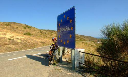 Zdjecie HISZPANIA / Katalonia  / Port Bou - granica z Francją / Przejscie graniczne