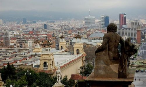 Zdjecie HISZPANIA / - / Barcelona / Barcelona