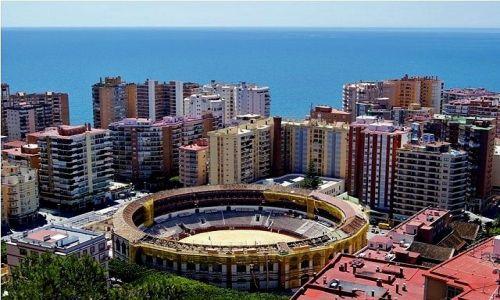 Zdjecie HISZPANIA / Andaluzja / Malaga / Plaza de Toros de la Malaqeta
