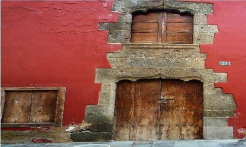 Zdjecie HISZPANIA / Gran Canaria / Las Palmas / Drzwi - Las Palmas, Stare Miasto