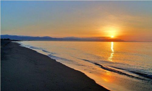 Zdjecie HISZPANIA / Andaluzja / Torremolinos / Wschód słońca w Torremolinos