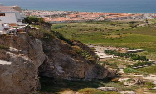 HISZPANIA / andaluzja / gdzies na wschod od Malagi ;-) / z gory na costa del sol