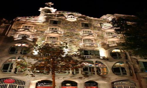 HISZPANIA / Katalonia / Barcelona / Casa Battlo