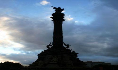 HISZPANIA / Katalonia / Barcelona / Pomnik Kolumba