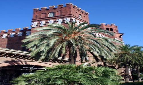 HISZPANIA / Katalonia / Barcelona / Muzeum Historii Naturalnej
