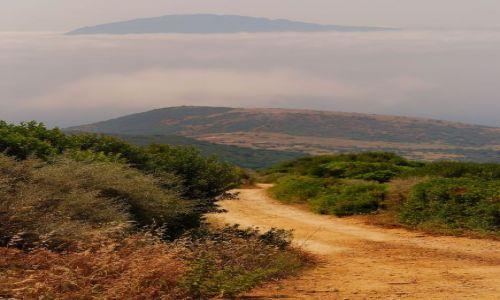 Zdjecie HISZPANIA / Andaluzja / w drodze na Gibraltar / ponad chmurami