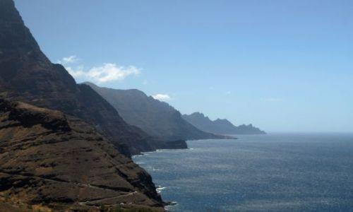 Zdjecie HISZPANIA / Gran Canaria / zach wybrzeże / ...